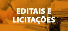 Confira os editais e licitações da Lemeprev