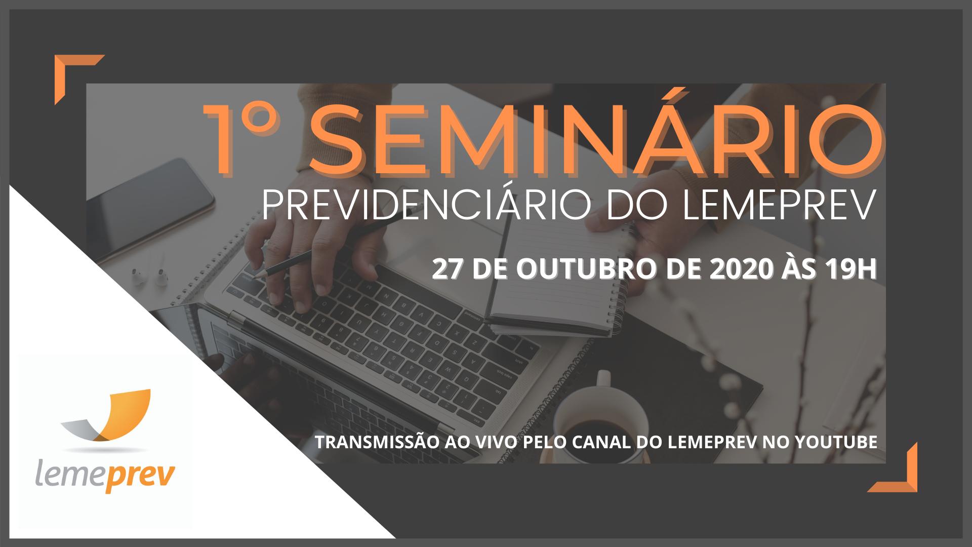 seminário lemeprev