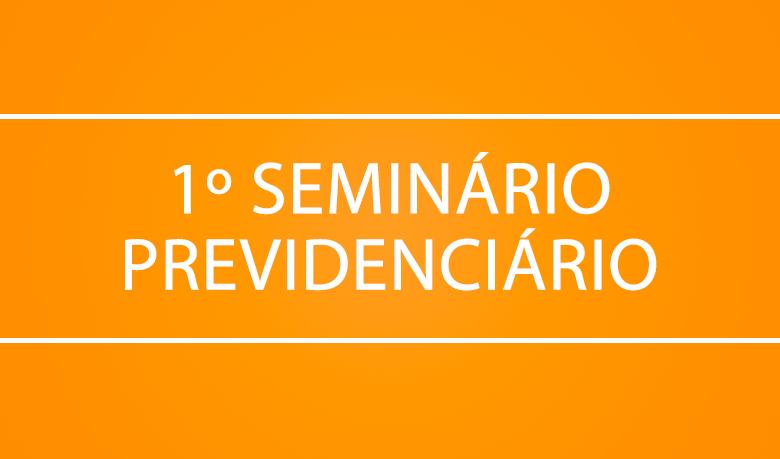 seminário previdenciário